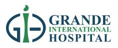Grande International Hospital, Nepallogo
